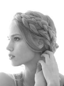 milkmaid braids 5