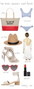 Top seven summer must haves-01
