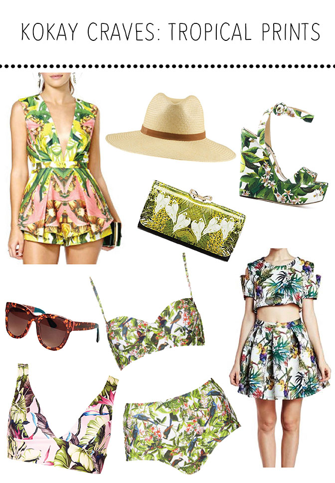 Tropical Inspiration