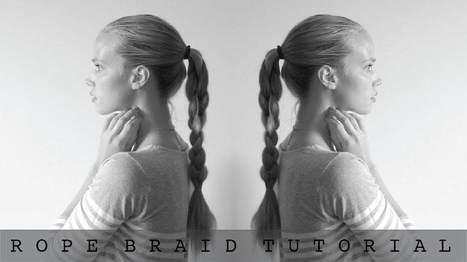 Rope Braid Tutorial on KOKAY