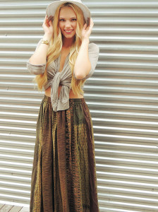 Fall outfit with neutral colors
