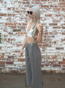 crochet and culottes