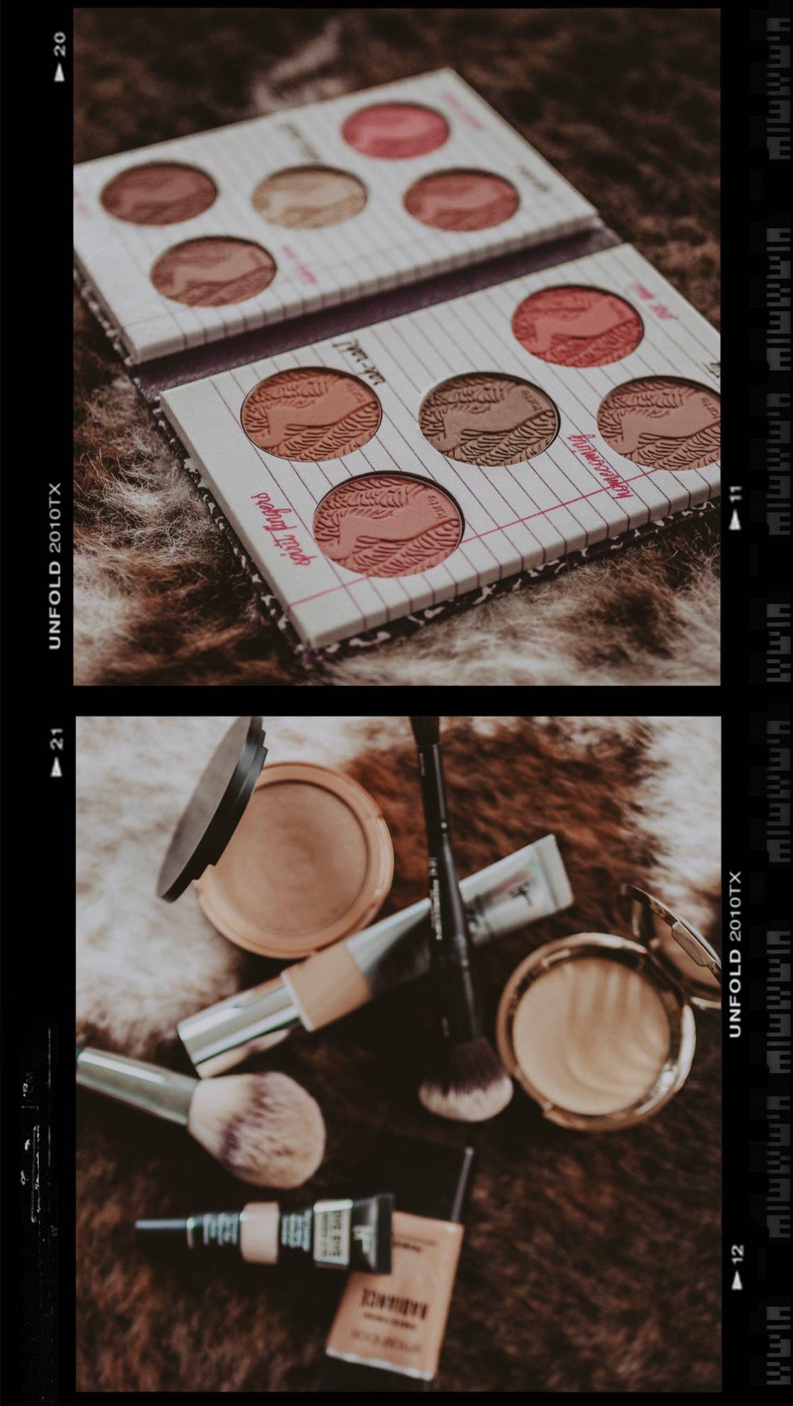 Autumn makeup tutorial