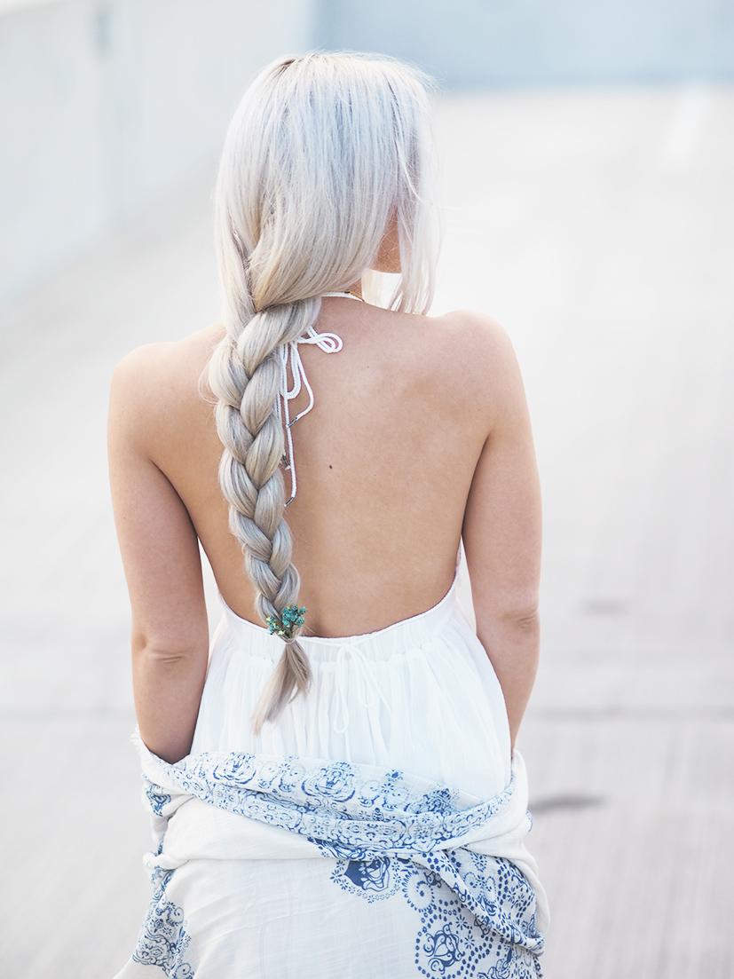 Simple summer braid