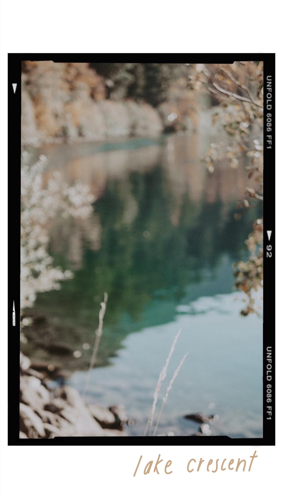 LAKE CRESCENT WA